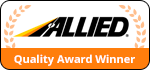 Click to see why we're an Allied Quality Award Winner
