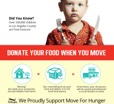 Donate your food!